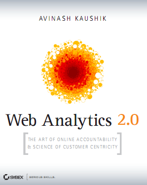 Front Cover of Web Analytics 2.0